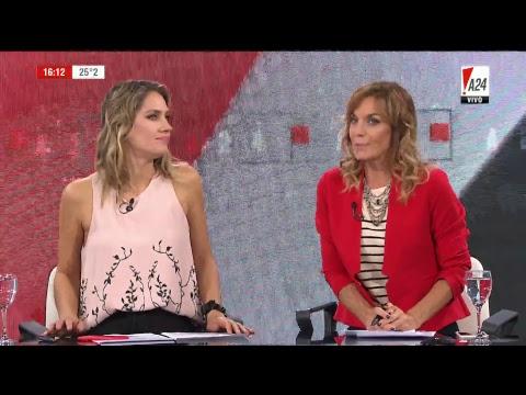 La señal de noticias A24 presentó su nueva programación