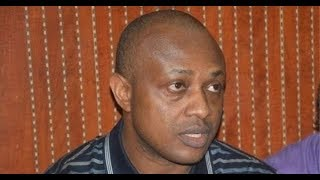 Drama in court as billionaire kidnapper Evans refuses to come down from 'Black Maria'