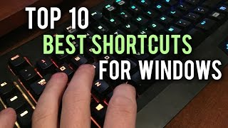 10 Amazing Windows Shortcuts You Aren't Using