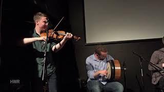The Conifers (3) - bodhrán solo & reels, Craiceann Bodhrán Festival 2019