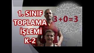 1  SINIF TOPLAMA İŞLEMİ KAZANIM 2