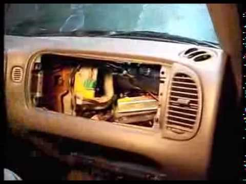 2000 Ford heater core replacement *easy*  YouTube