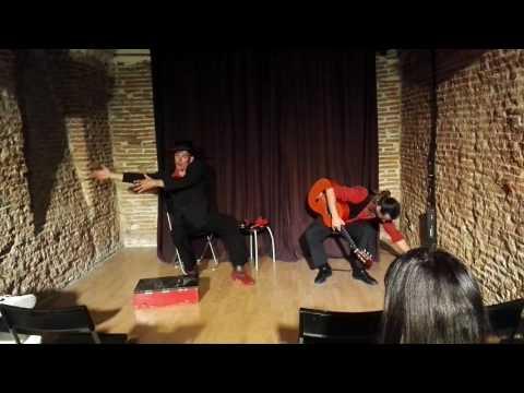 """""""El Flamenco es Asin"""" 31 de Marzo 2017"""