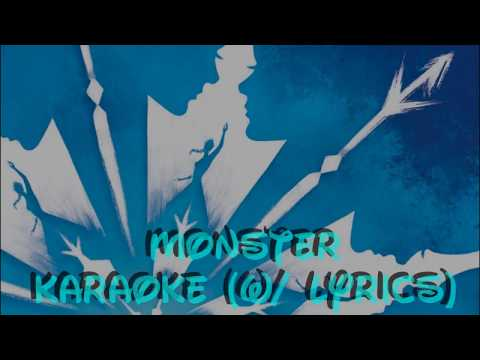 Monster ~ Karaoke (Frozen: The Boadway Musical)
