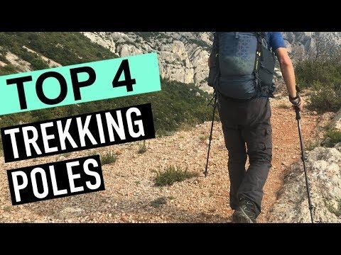 BEST 4: Trekking Poles 2019