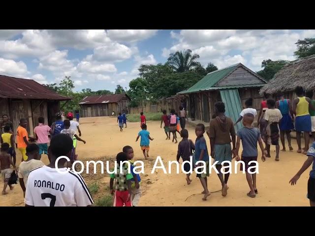 O călătorie în sud-estul Madagascarului