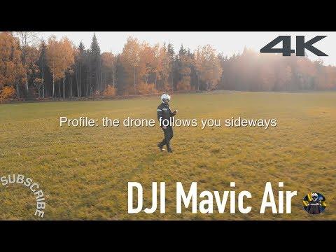 DJI Mavic Air Follow Me