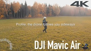 DJI Mavic Air Follow Me