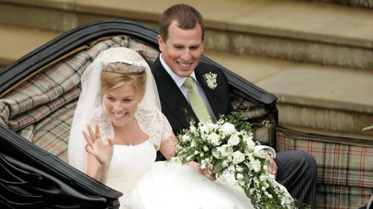 Queen's grandson Peter Phillips and Canadian-born wife separate