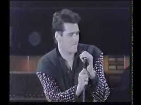 SPANDAU BALLET Through the Barricades BRITS 86