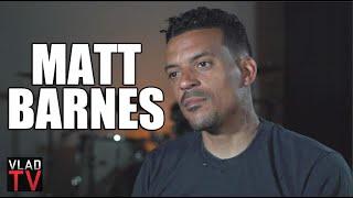 Matt Barnes on Boogie Cousins Drama, Women Using Kids as Weapons (Part 17)