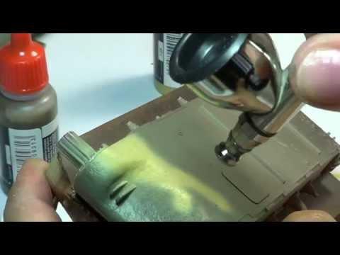 Ammo Acrylic Metal Paint Vs Vallejo Metal Acrylics