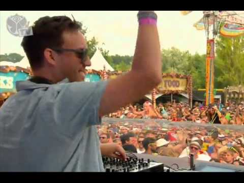 Maceo Plex - Live @ Tomorrowland 2013 (Sunday) Minus Stage