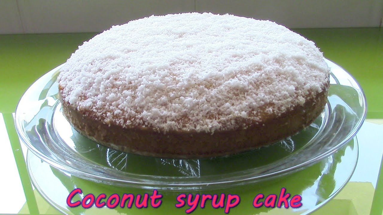 Sugar syrup for cakes recipe