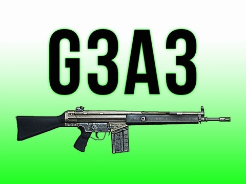 BF3 In Depth - G3A3 Assault Rifle - 22.4KB