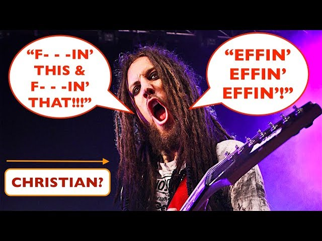 Brian Welch Says F-BOMBS Are His