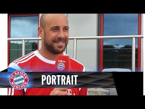 Pepe Reina - Portrait
