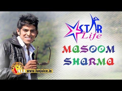 Masoom Sharma मासूम शर्मा Starlife Interview || Singer Kothe Chad Lalkaru, Olha Patola