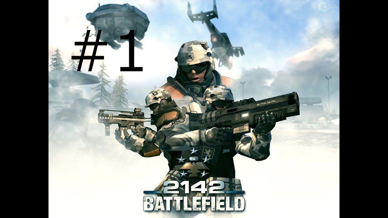 """zagrajmy w battlefield 2142 cz.1 """" suez canal """" - youtube"""