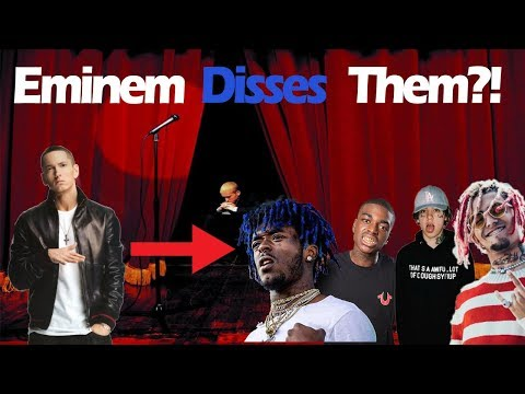 Eminem DISSES Mumble Rappers in New Song?!