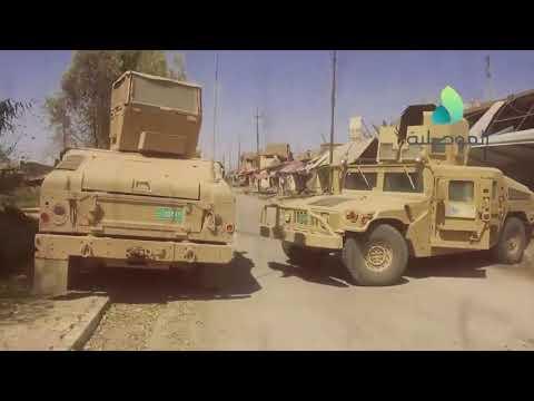 US air strikes kill Daesh dogs at Tal Afar part 2