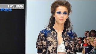 SVETLANA TODORSKAYA Belarus Fashion Week Spring Summer 2018 - Fashion Channel