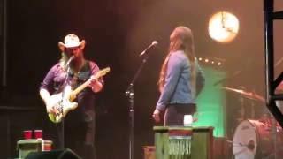 """Chris Stapleton - """"Hard Living"""" Live at Loufest 2016"""