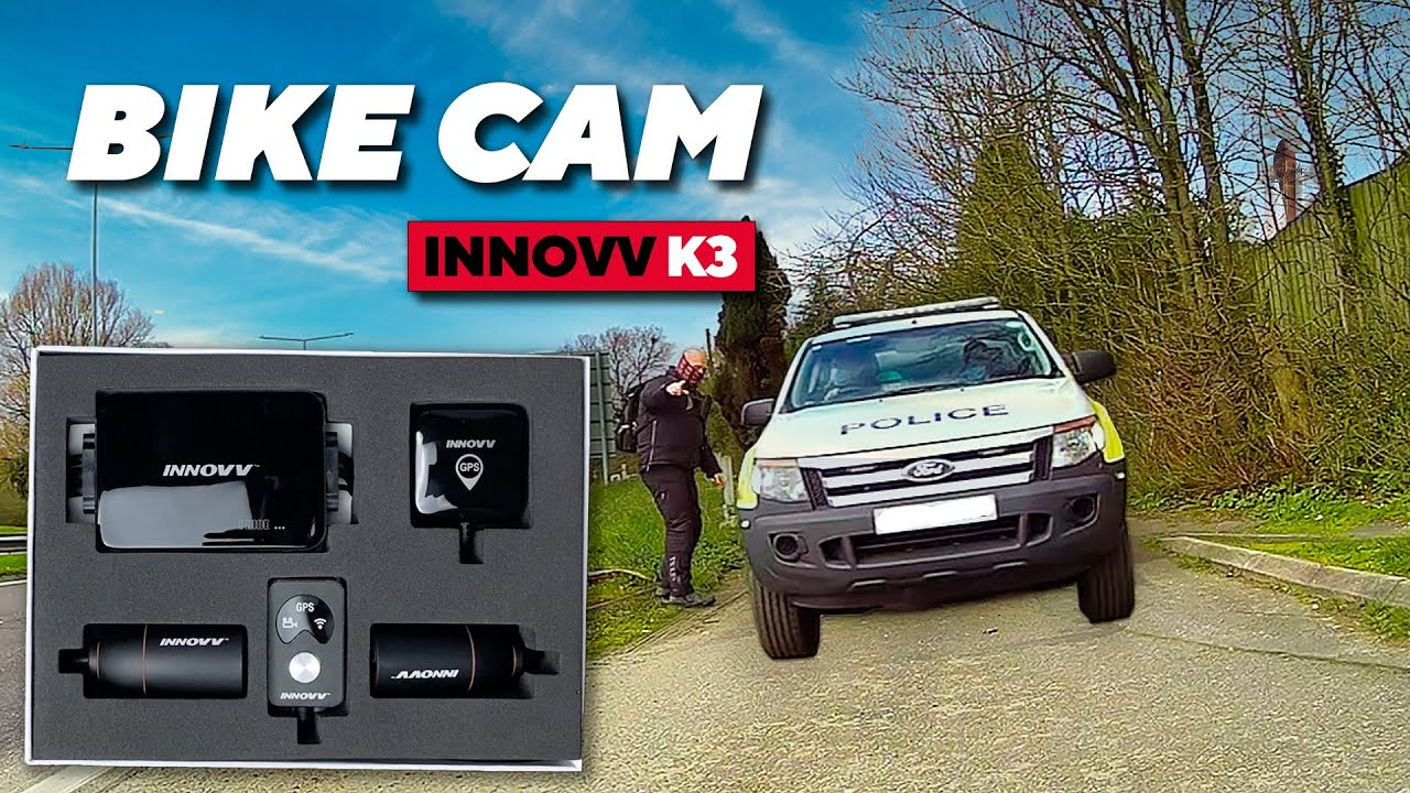 INNOVV K3 Motorcycle Dashcam Review