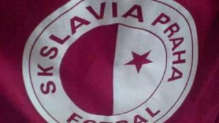 SK Slavia Praha - červenobílá bojová síla p.s. SMRT SPARTĚ!