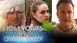 Official Hollyoaks Trailer: Winter 2017