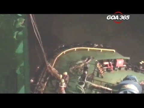 Port Marine evacuated sick crew