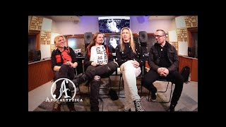 Apocalyptica - En Route To Mayhem (Interview)