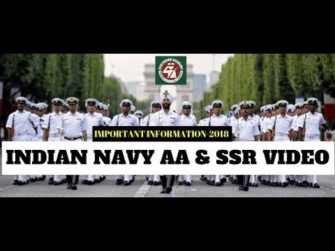 Indian Navy SSR and AA exam preparation // Tips and Tricks to crack this test //