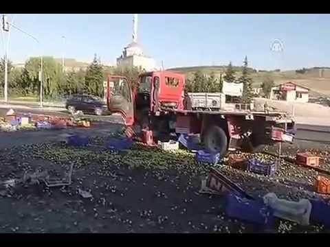 Car Accident in turkey