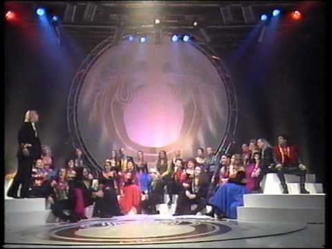 Kate Ceberano, John Farnham, Jon Stevens - Everything's Alright - Hey Hey It's Saturday 1992