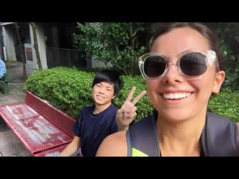 Vlog + Ritsumeikan Gym Tour