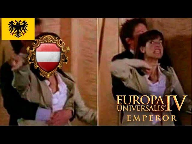 El EMPERADOR se lía A PUÑETAZOS | EU4: Emperor con AUSTRIA #9