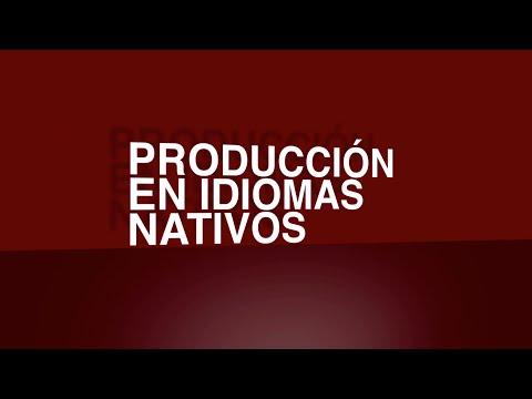 Prodial - Idiomas Nativos