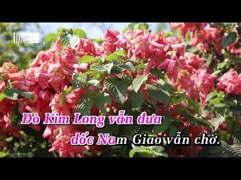 KARAOKE   Huế Và Em   Quang Lê, Như Quỳnh online video cutter com