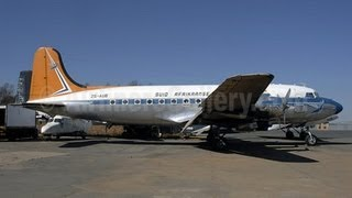 Springbok in the Sky EP2 South African Airlines History