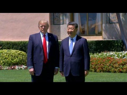 2017 04 18 / ASIA / Trump Xi Jinping / Chinese Exhibition / Korean Makgeolli