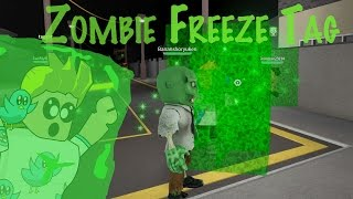 Roblox / Zombie Freeze Tag - Halloween Prizes! / Gamer Chad Plays