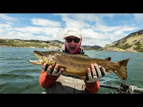 Patagonia Fly Fishing - Lake Fishing For Giant Trout