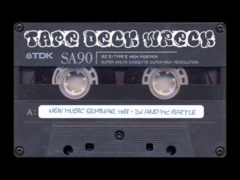 New Music Seminar 1988 - DJ and MC Battle