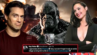 Justice League Cast Reacts to Zack Snyder's Cut | Gal Gadot, Henry Cavill,  HBOMax