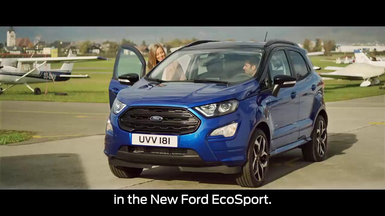 Ford Nuova Ecosport Di Mella Rivenditore Autorizzato Ford