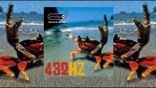 The Prodigy - Climbatize    432.001Hz    HQ    1997    432Hz   