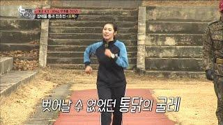 【TVPP】Hyosung(Secrete) - Ill-fated Relationship with Chicken, 효성(시크릿) - 통닭과의 아찔한 악연 @Real Man