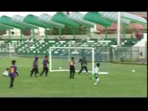 أكاديمية النادي الأهلي السعودي لكرة القدم الجزء1 Youtube