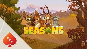 Slots To Play For Fun - SEASONS Free Online Slot - ZZZSlots
